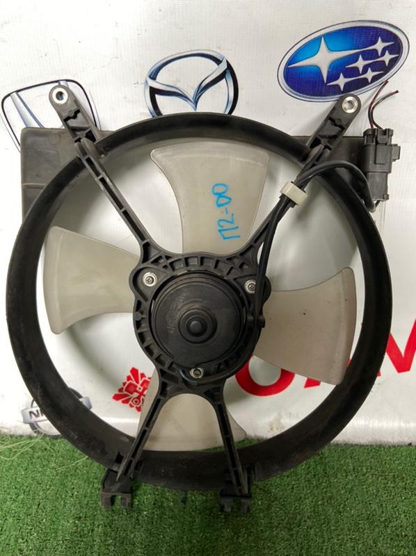 Диффузор радиатора Honda Domani MA6 ZC