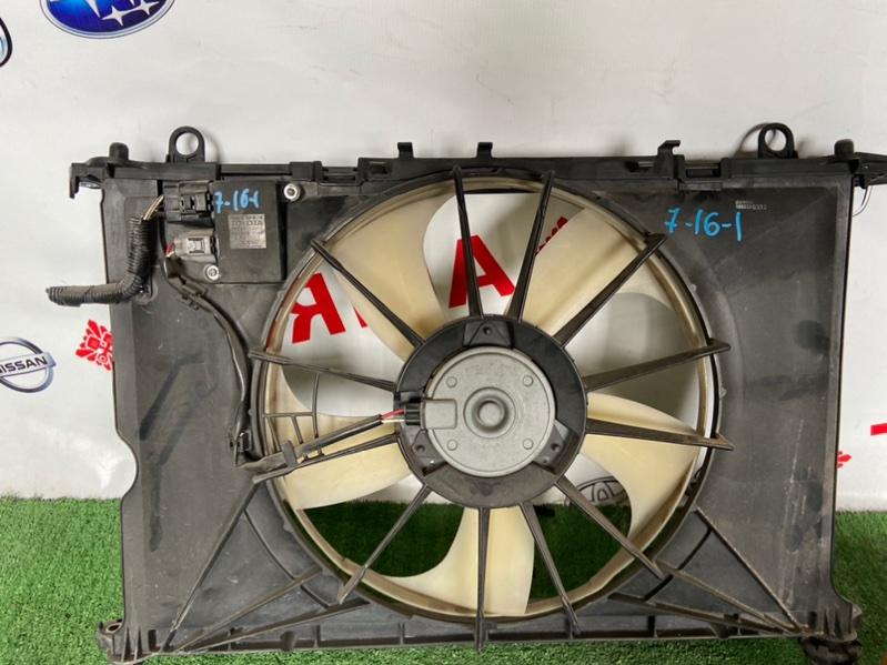 Диффузор радиатора Toyota Corolla Axio NZE141 1NZ 2006