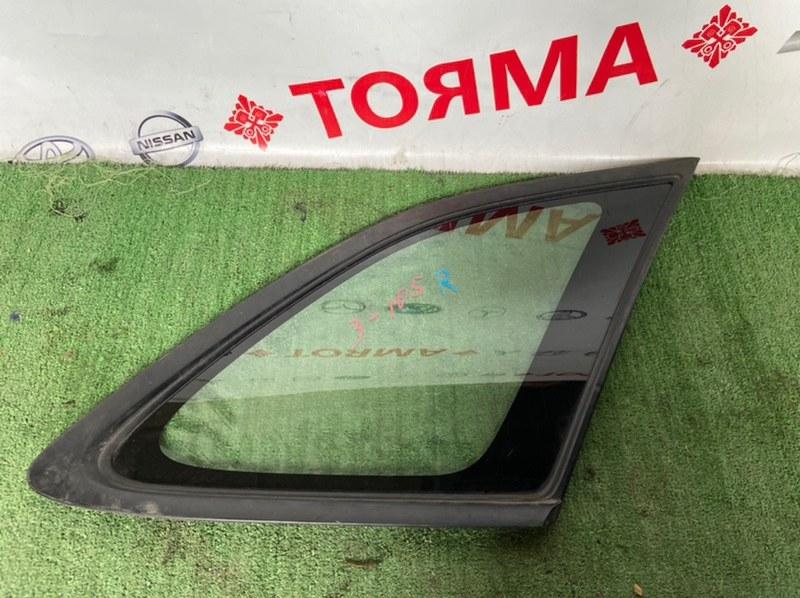 Стекло собачника Mazda 323 BJ5W ZL правое