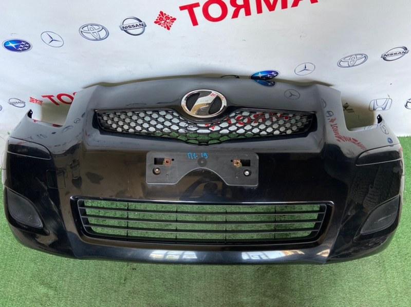 Бампер Toyota Vitz KSP90 2008 передний