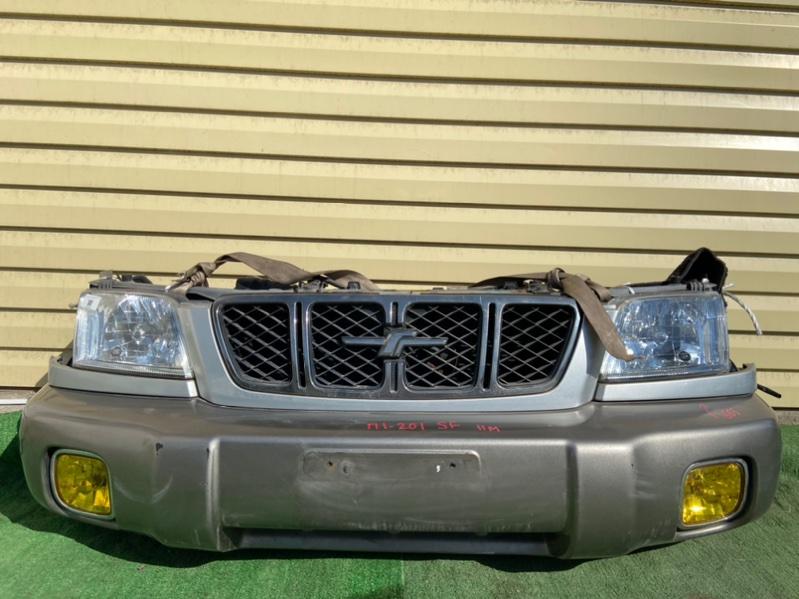 Nose cut Subaru Forester SF5 2001