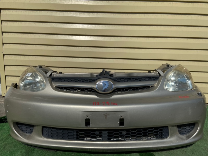 Nose cut Toyota Echo NCP12 2005