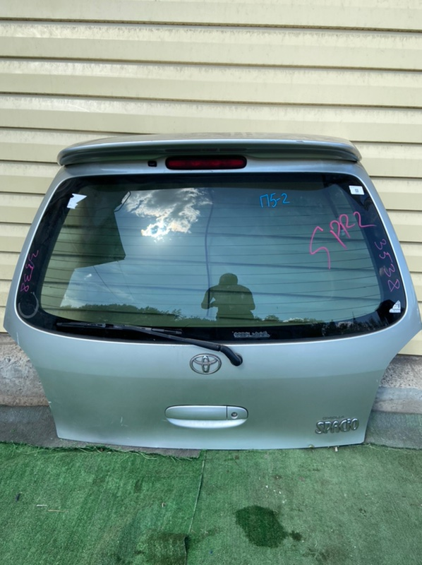 Дверь 5-я Toyota Spacio AE111 1999