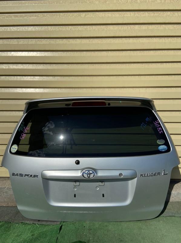 Дверь 5-я Toyota Highlander ACU20