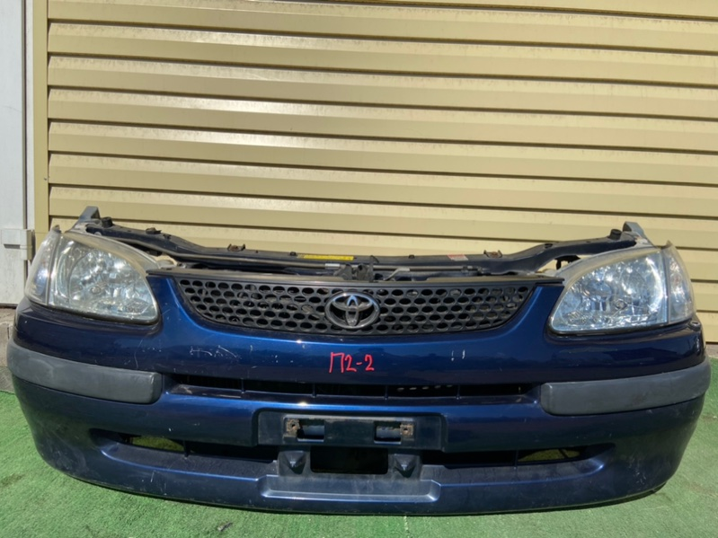 Nose cut Toyota Spacio AE111