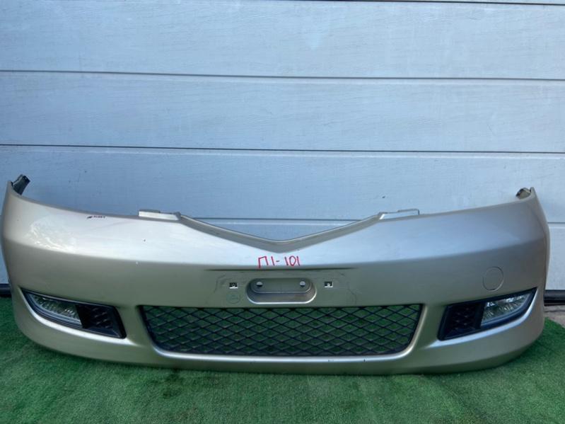 Бампер Mazda Demio DY3W 2003 передний