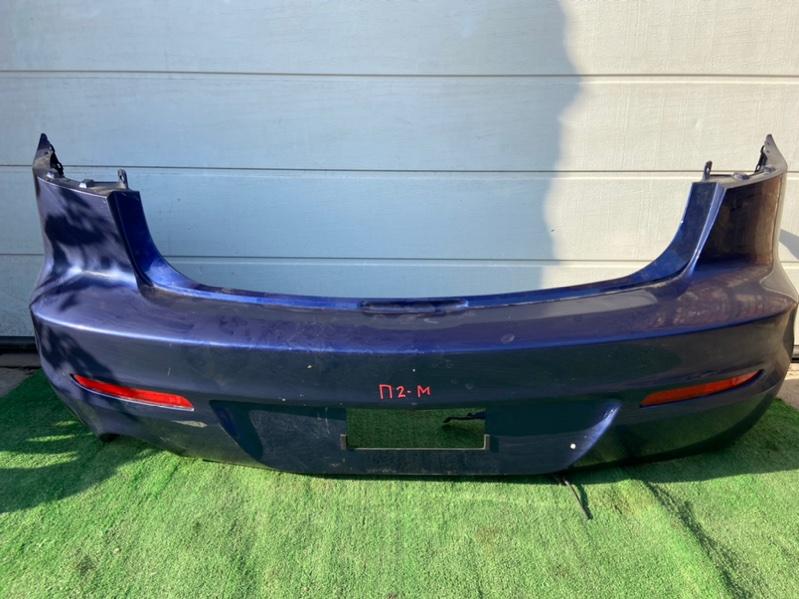 Бампер Mazda Axela BL5FP задний
