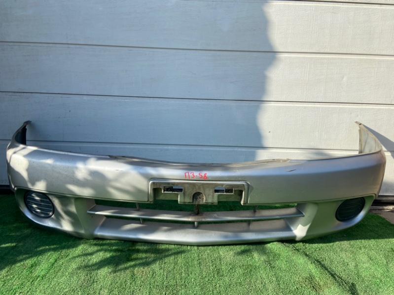 Бампер Nissan Wingroad BBVY11 передний