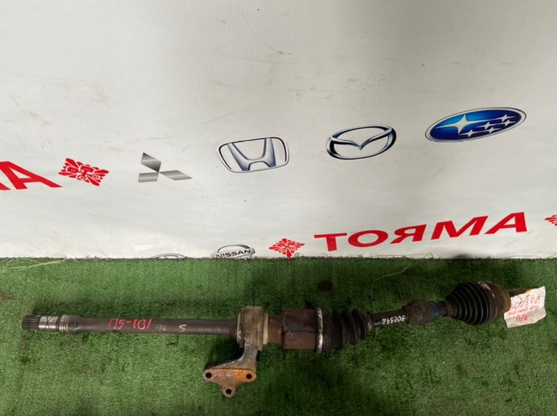 Привод Mazda Demio DY3W передний правый