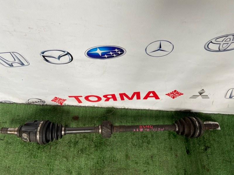 Привод Toyota Caldina AE100 4A-FE передний правый