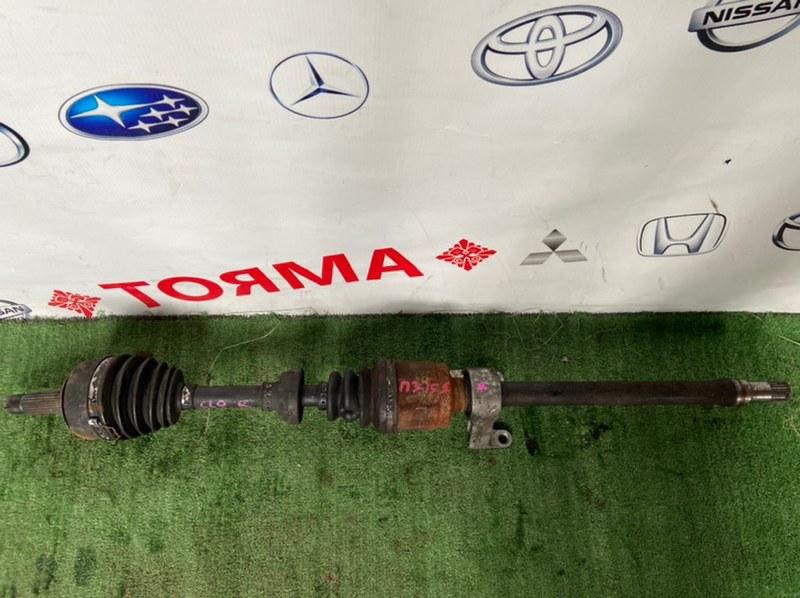 Привод Honda Accord CL9 передний правый