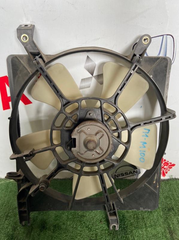 Диффузор радиатора Toyota Duet M100A EJDE