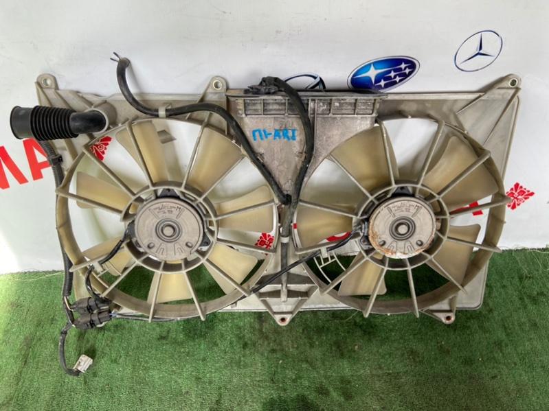 Диффузор радиатора Toyota Aristo JZS160