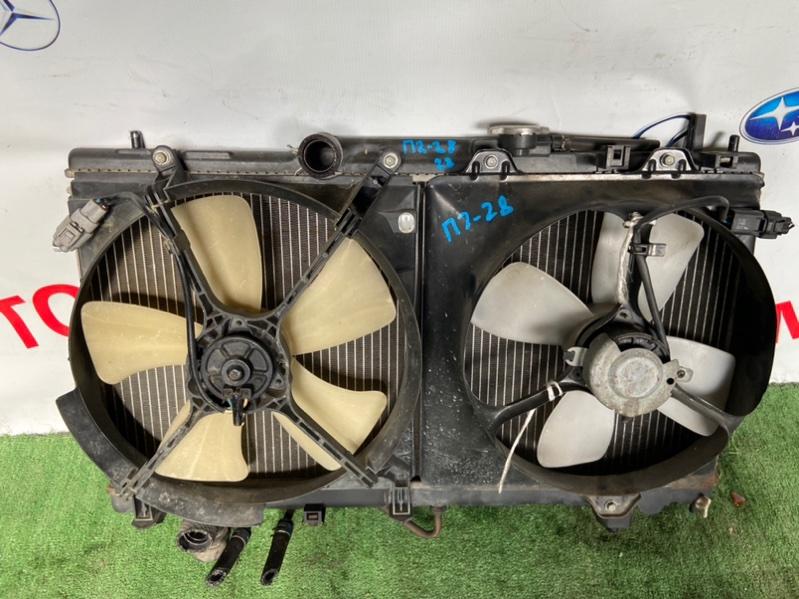 Радиатор основной Toyota Caldina AT191