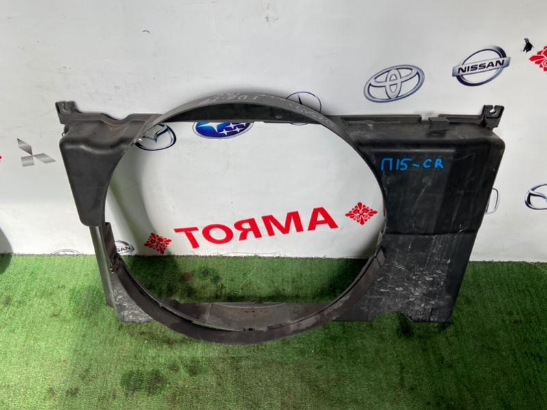 Диффузор радиатора Toyota Crown UZS151 1UZFE
