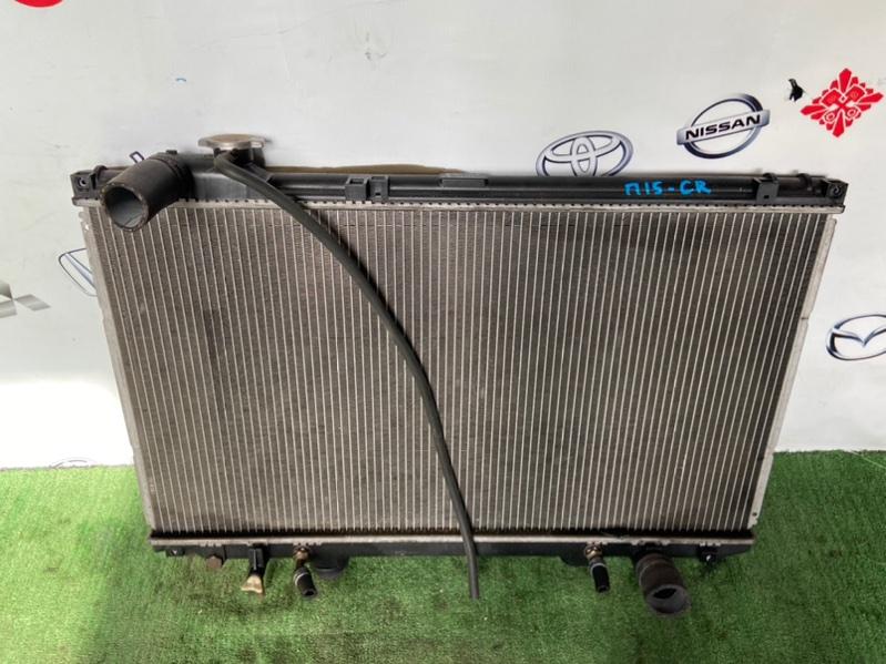 Радиатор основной Toyota Crown UZS151 1UZFE