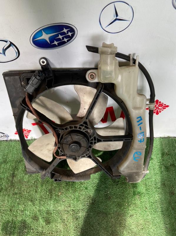 Диффузор радиатора Honda Civic EU3