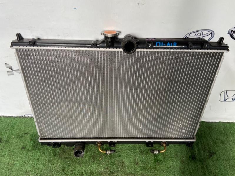 Радиатор основной Mitsubishi Airtrek CU2W