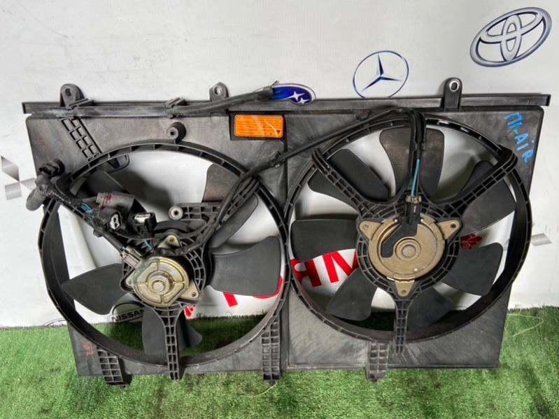 Диффузор радиатора Mitsubishi Airtrek CU2W