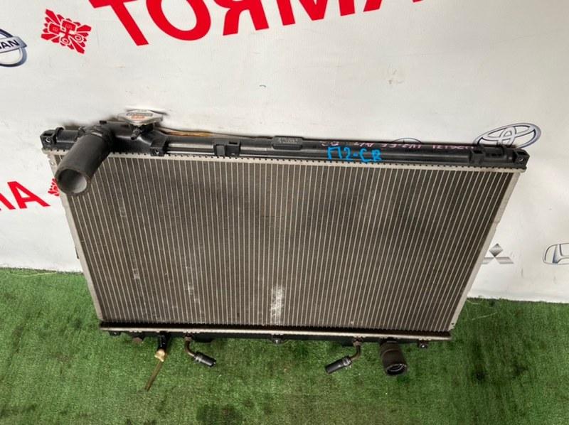 Радиатор основной Toyota Crown UZS171