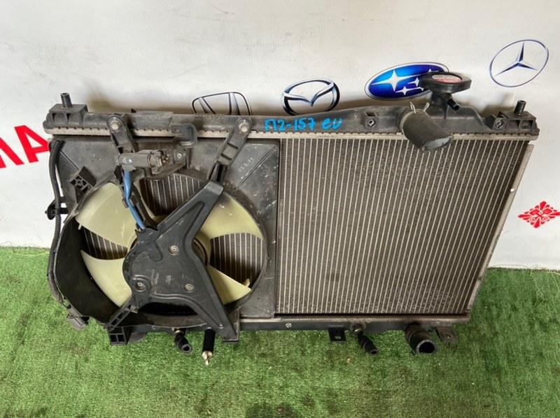 Радиатор основной Honda Civic EU3