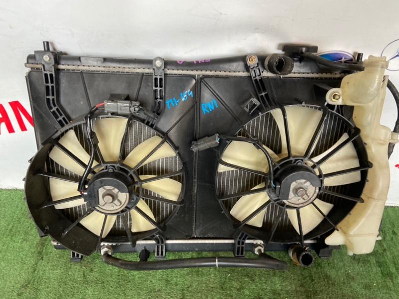 Радиатор основной Honda Stream RN1 D17A