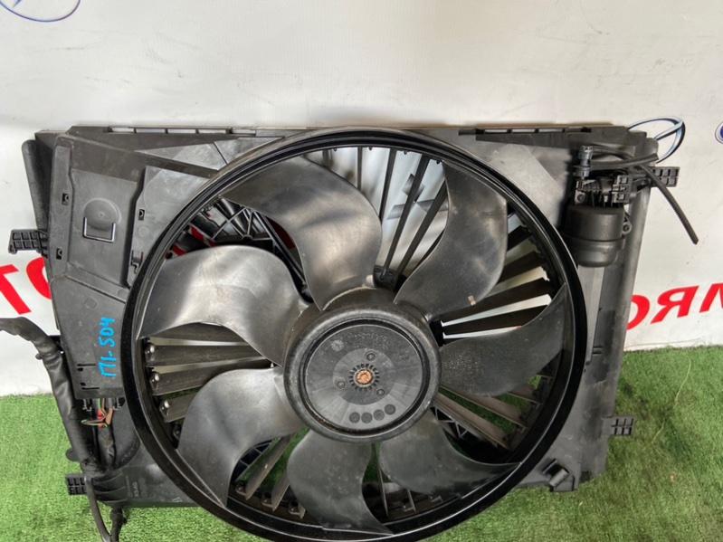 Диффузор радиатора Mercedes C-Class W204