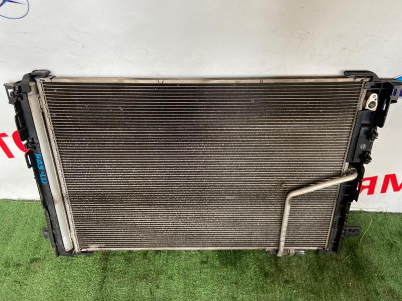 Радиатор кондиционера Mercedes C-Class W204