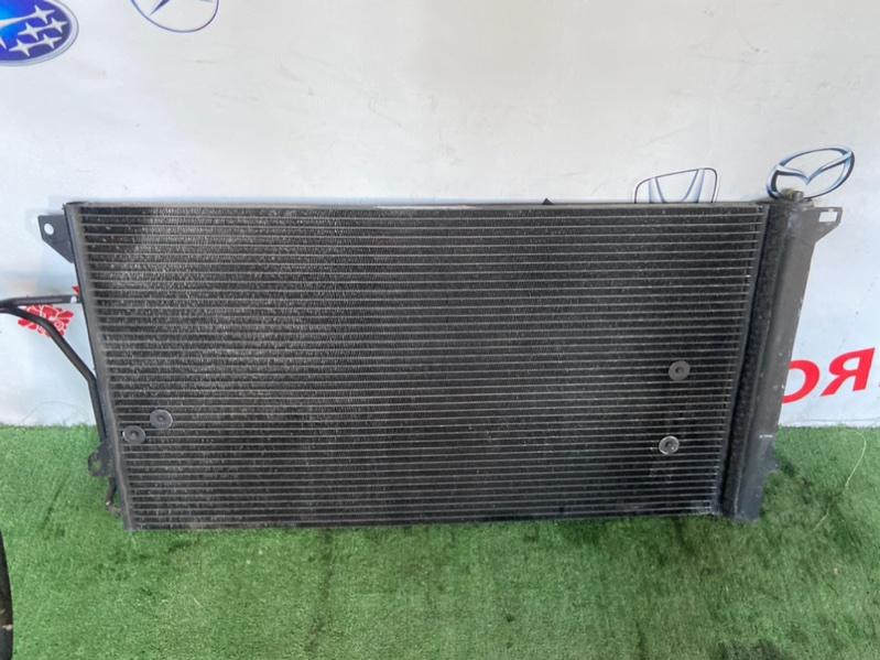 Радиатор кондиционера Porsche Cayenne