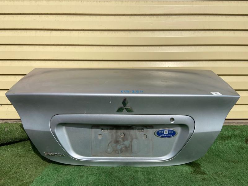 Крышка багажника Mitsubishi Lancer CS6A