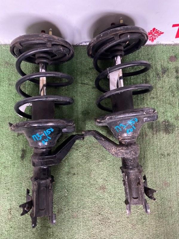 Стойка Honda Civic EU1 передняя левая