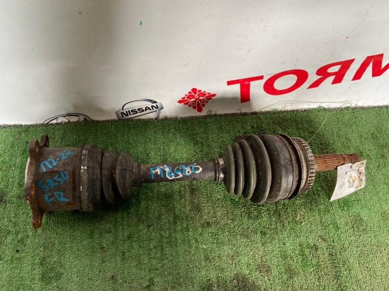 Привод Toyota Noah SR50 передний правый