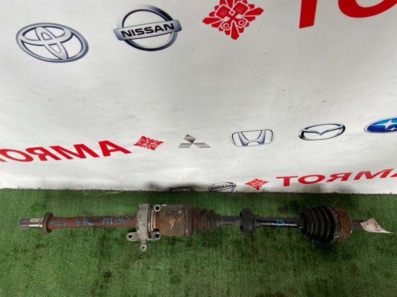 Привод Honda Cr-V RD5 передний правый
