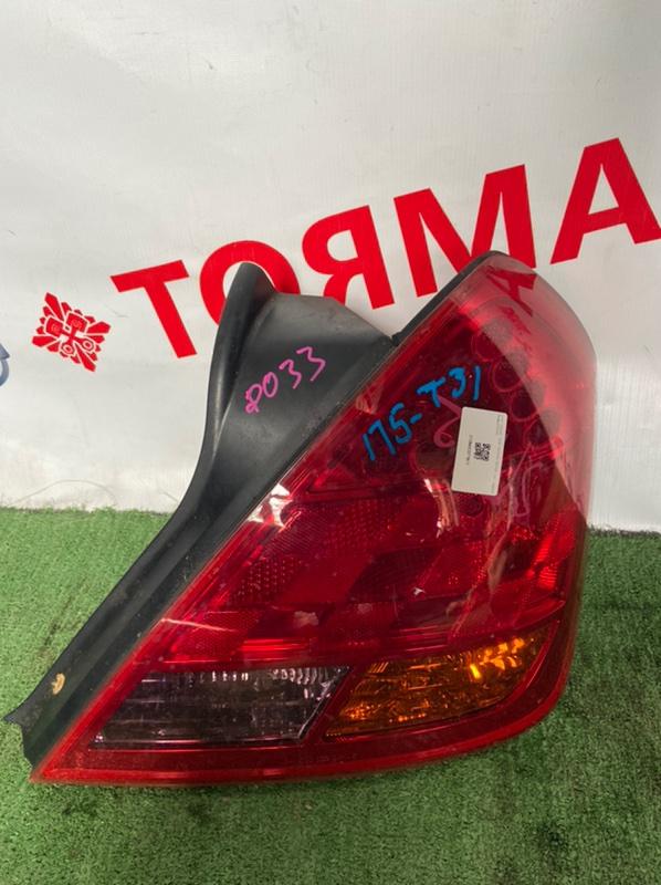 Фонарь Nissan Teana J31 правый