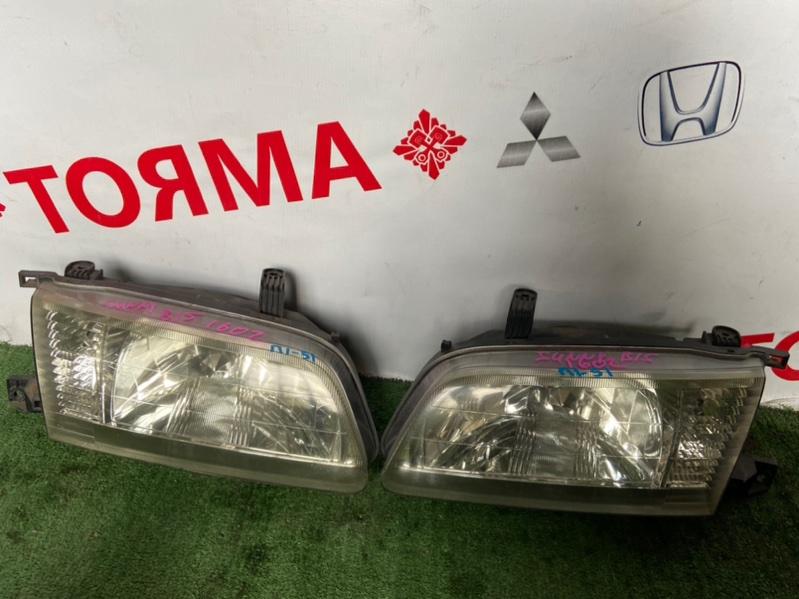 Фара Nissan Sunny B15 левая