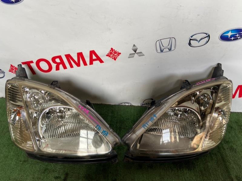 Фара Honda Civic EP3 левая