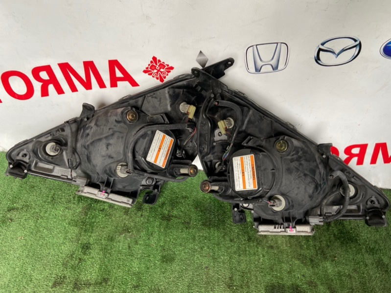 Фара Honda Fit GD1 левая