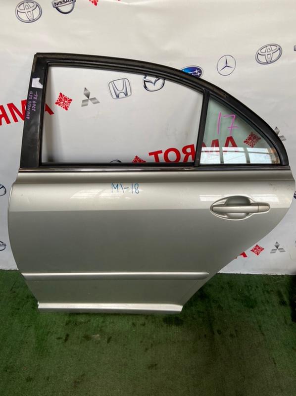 Дверь Toyota Avensis ADT250 2007.07 задняя левая