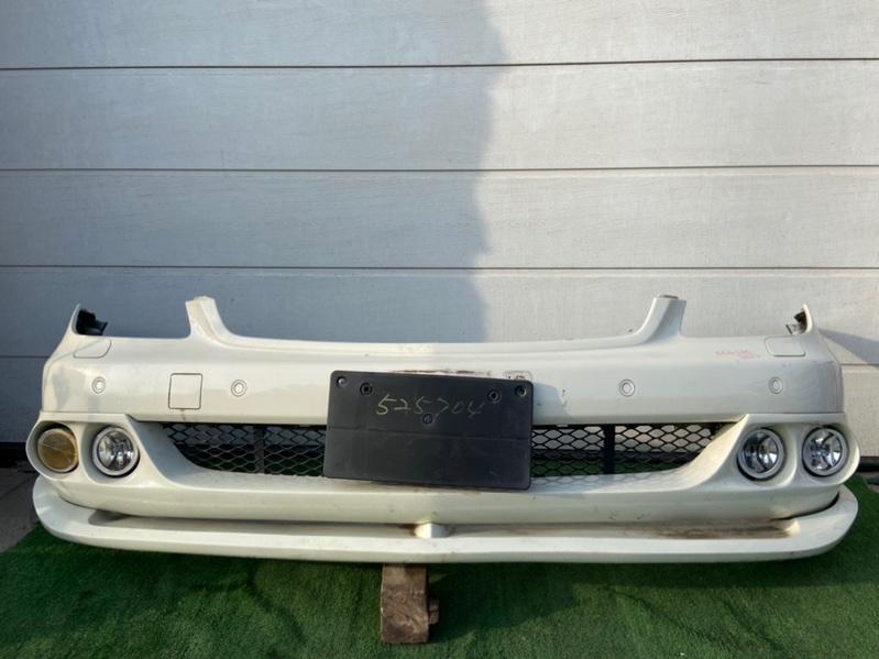 Бампер Mercedes Cls-Class C219 передний