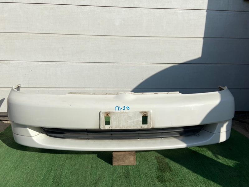Бампер Toyota Platz NCP12 2001 передний