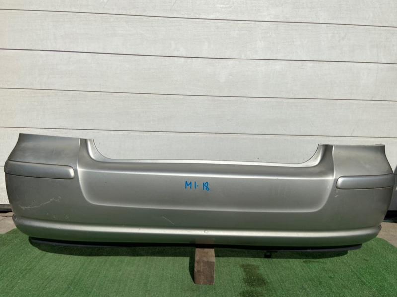 Бампер Toyota Avensis ADT250 2007.07 задний