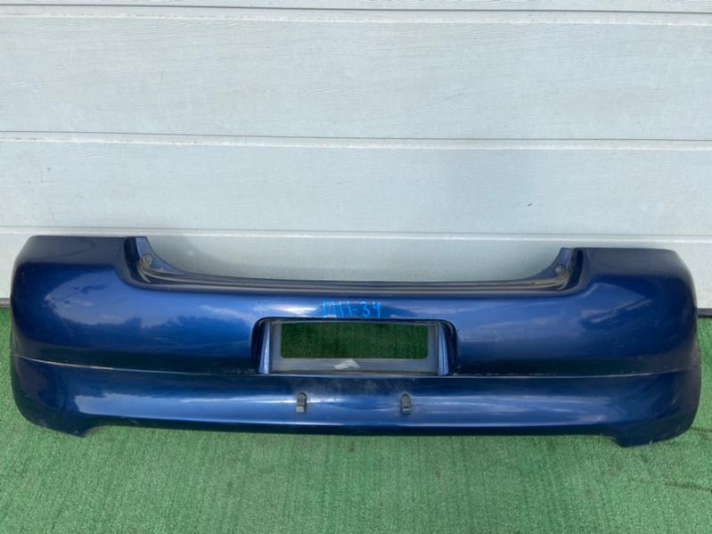 Бампер Toyota Vitz NCP10 задний