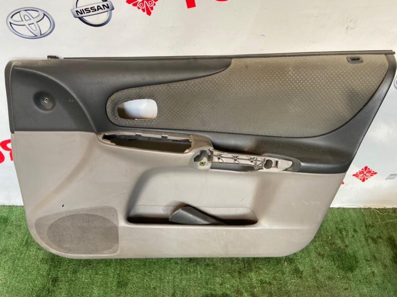 Обшивка дверей Mazda Familia BJ3P передняя правая