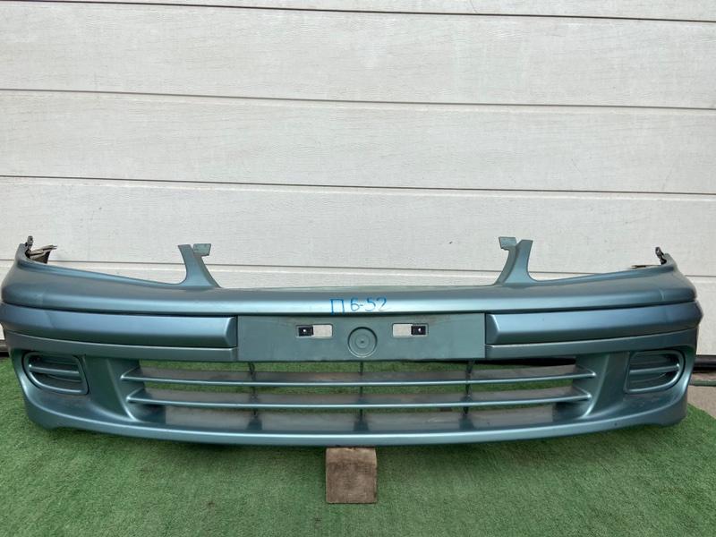 Бампер Nissan Bluebird Sylphy FG10 передний