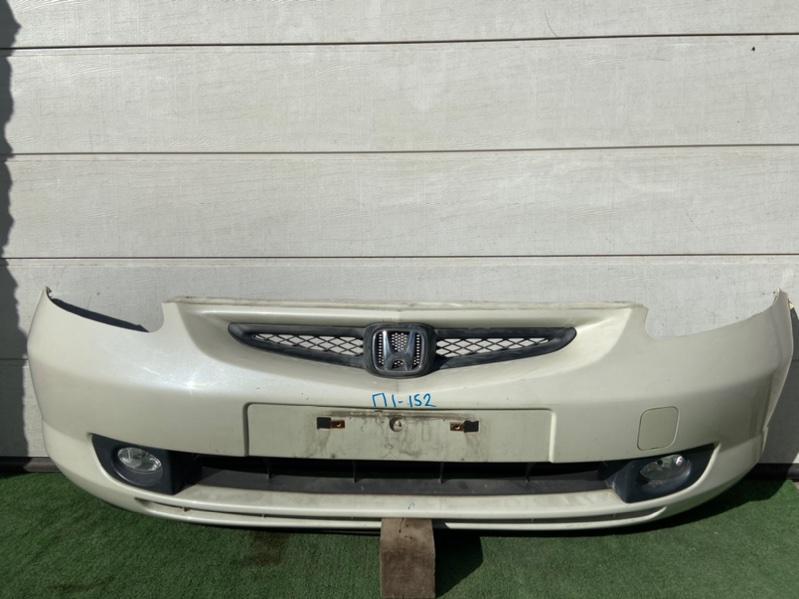 Бампер Honda Fit GD1 передний