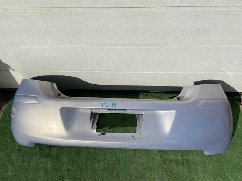 Бампер Toyota Vitz KSP90 задний