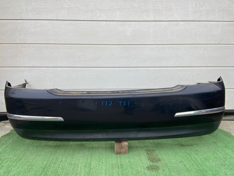 Бампер Nissan Teana J31 задний