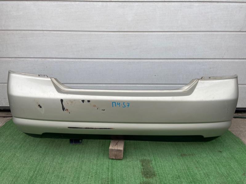 Бампер Nissan Tiida SC11 задний