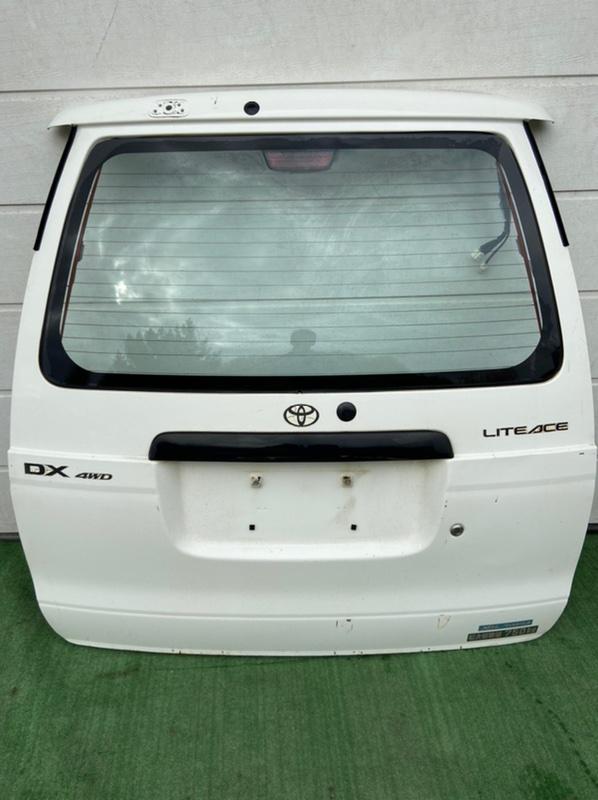 Дверь 5-я Toyota Delta CR40G 2004.12