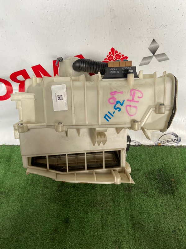 Мотор печки Nissan Bluebird Sylphy FG10